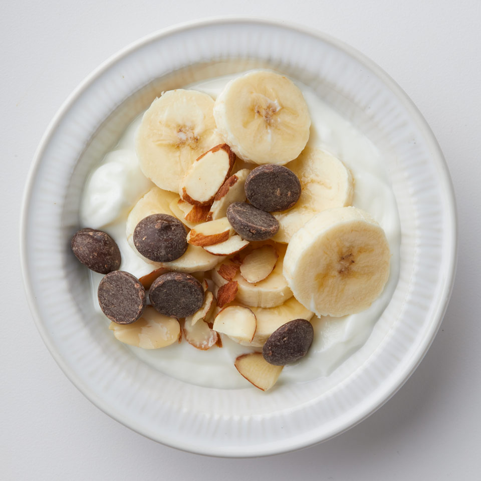 Yogurt Banana Sundae Breana Killeen