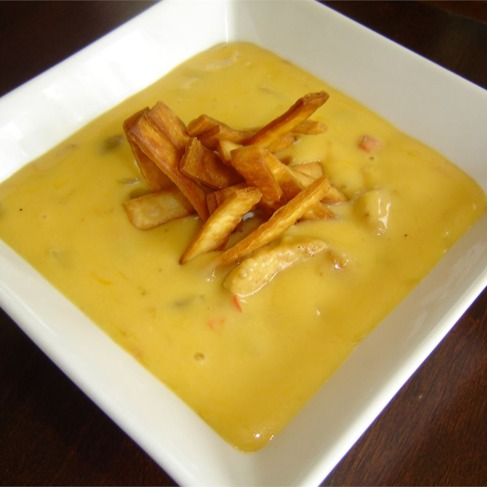 Just Cheese Soup