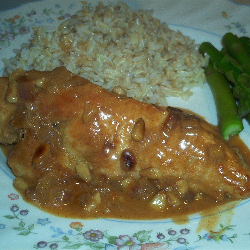 Chicken Papadoris Michelle Ramey