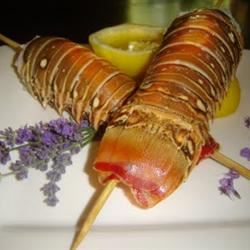 Steamed Lobster Tails Karen Ury