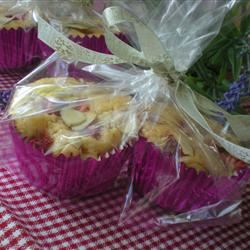 Berry Cornmeal Muffins TheBritishBaker