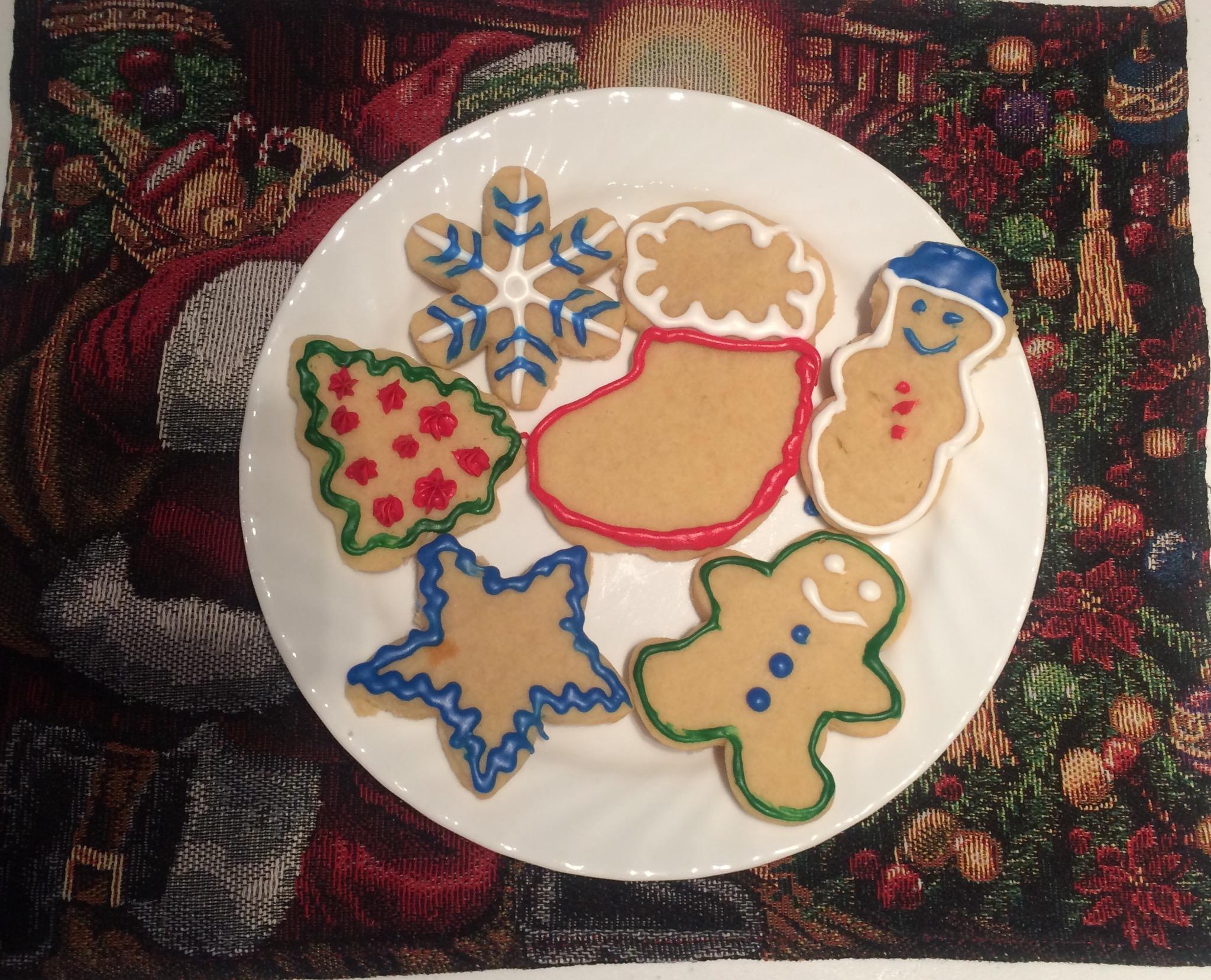Sugar Cookies X Mrs. Amory Smith