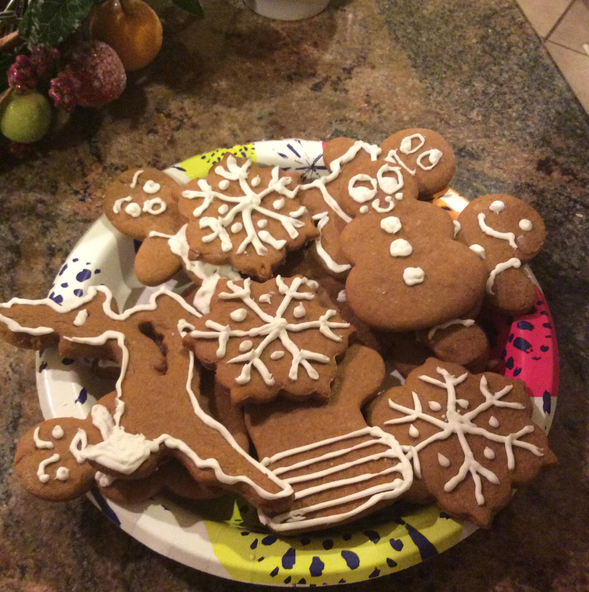 McCormick® Gingerbread Men Cookies Colette Crochet