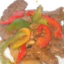 Kikkoman Chinese Pepper Steak