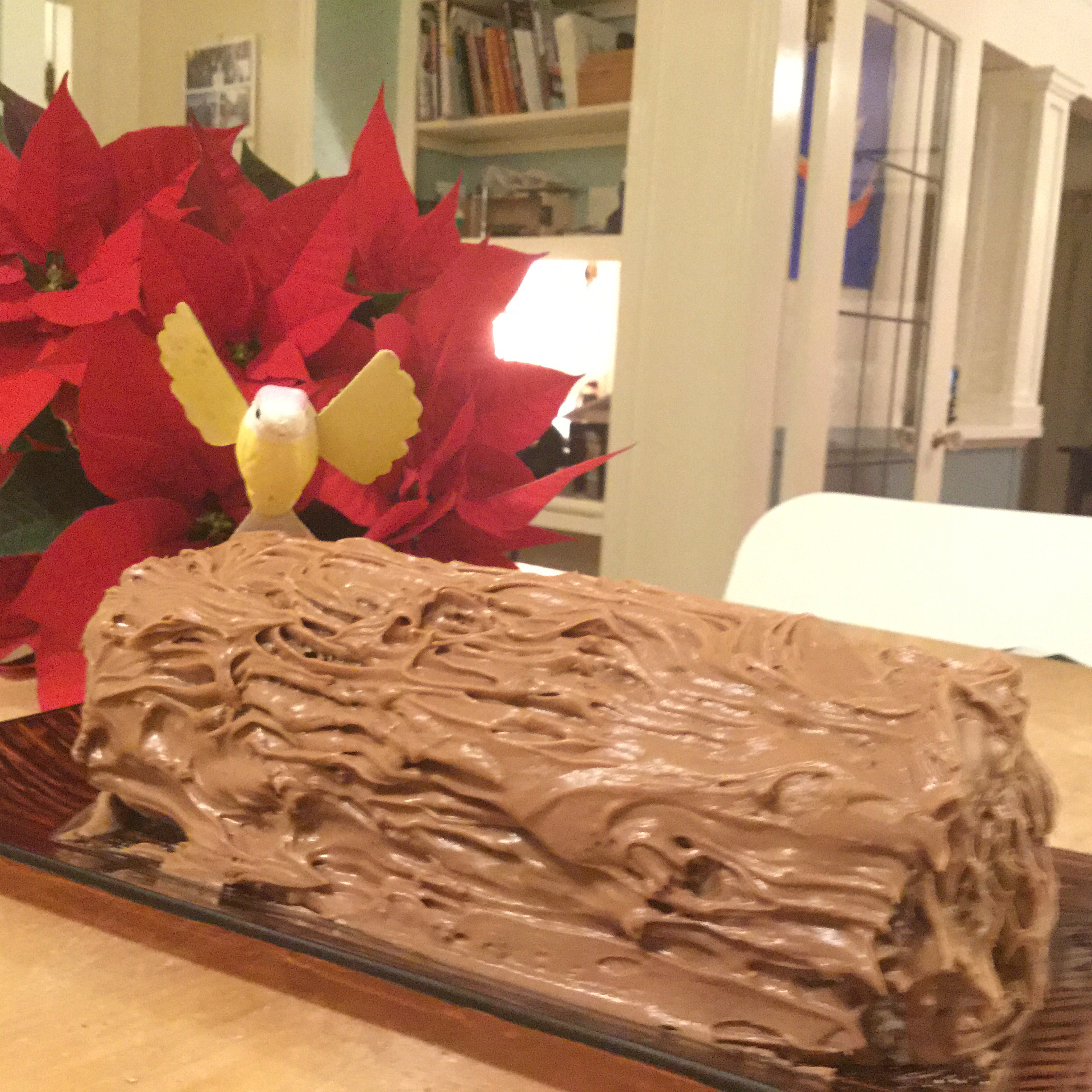 Chocolate Decadence Yule Log Brian Bowman