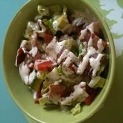 Quick-and-Easy BLT Salad