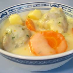 Creamy Vegetable Chowder Michelle