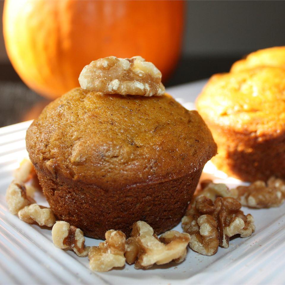 Pumpkin Bread II