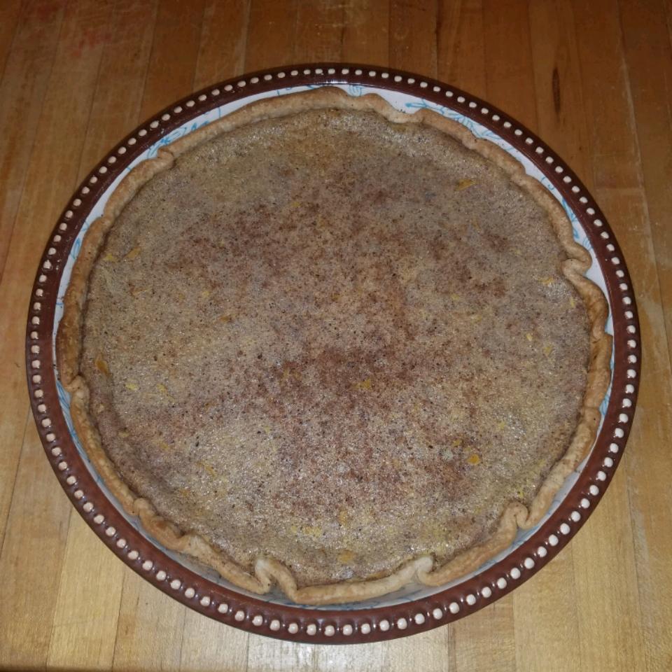 Elva's Custard Pie Snowbabie