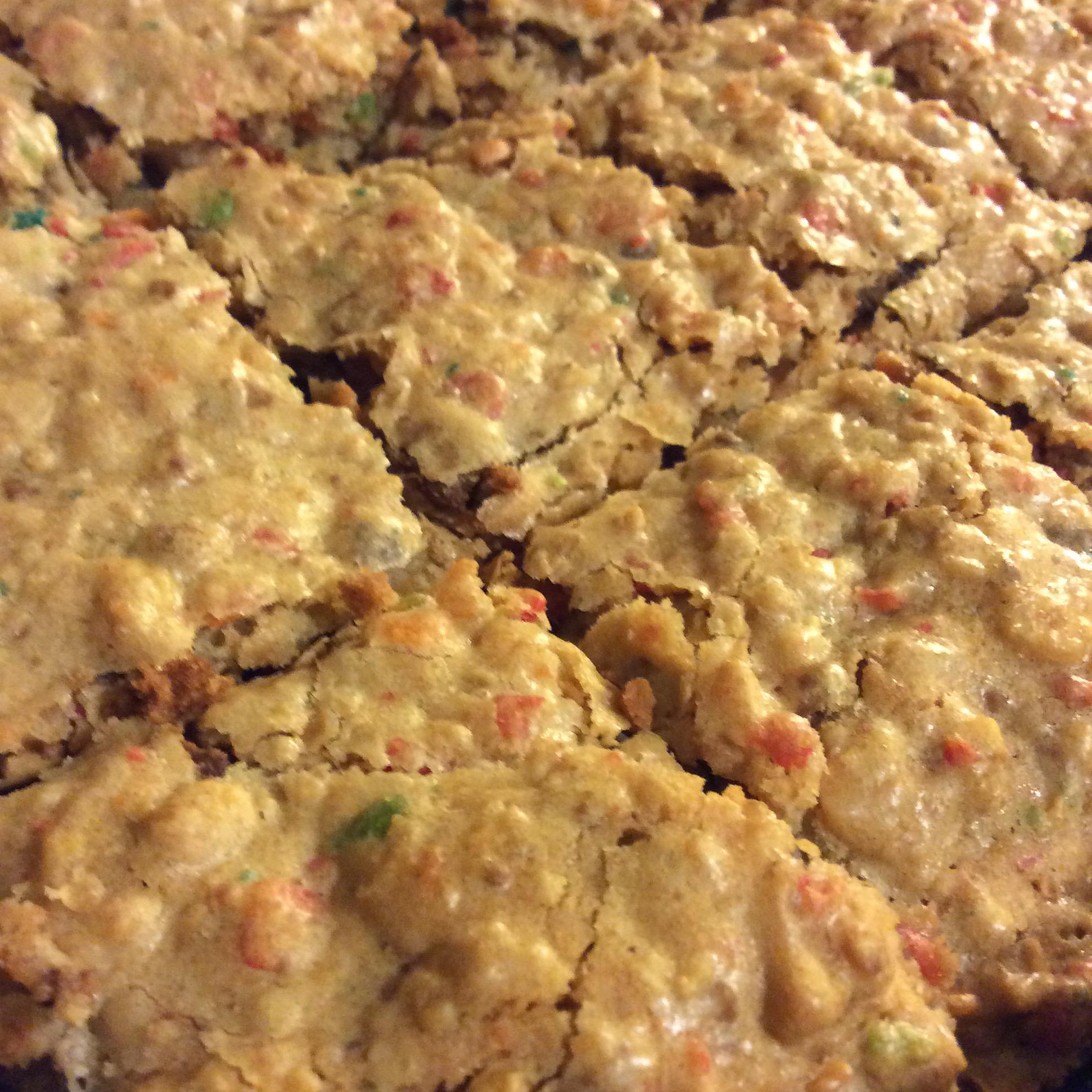 Davy Crockett Cookies laura keehn