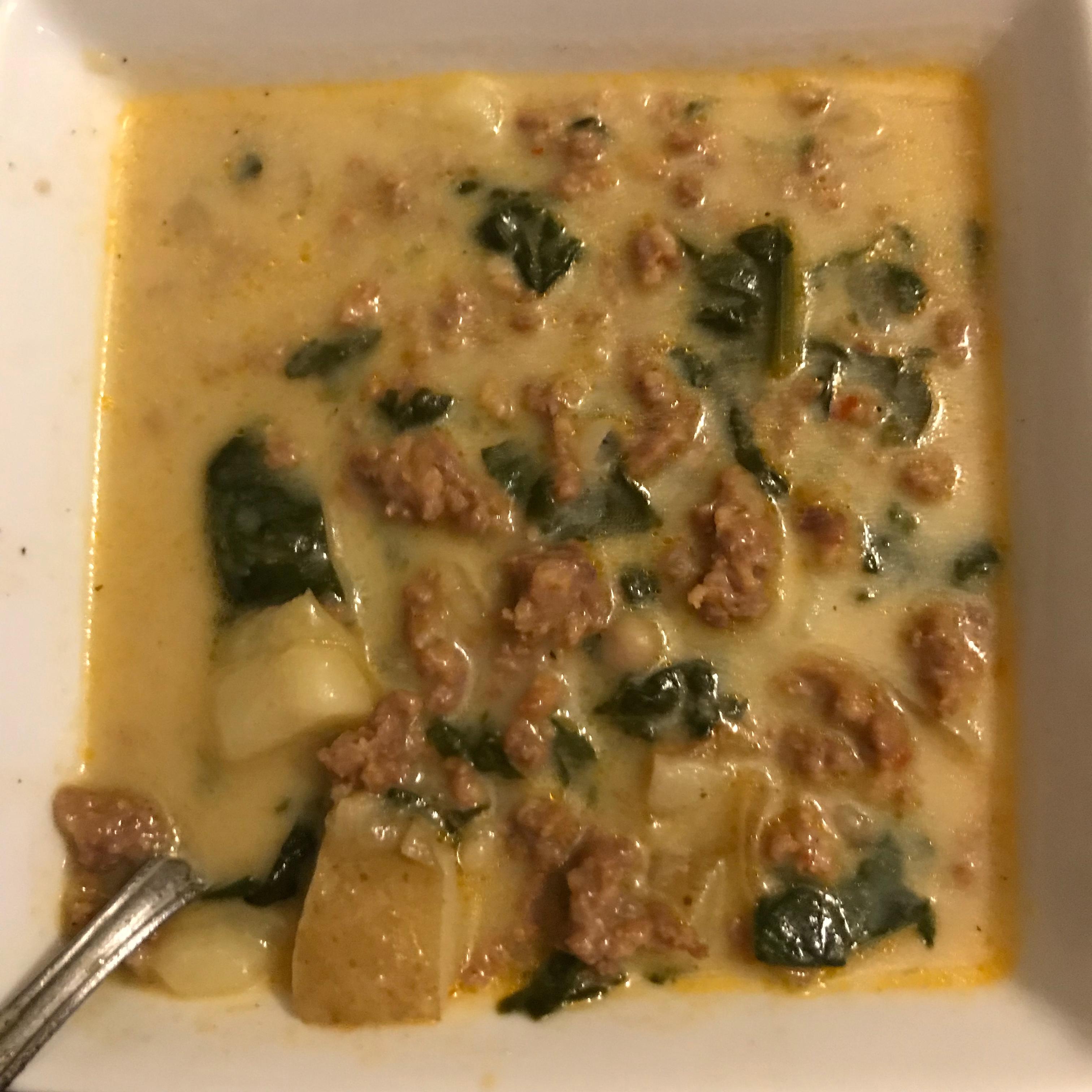 Tuscan Soup DevonyNichole
