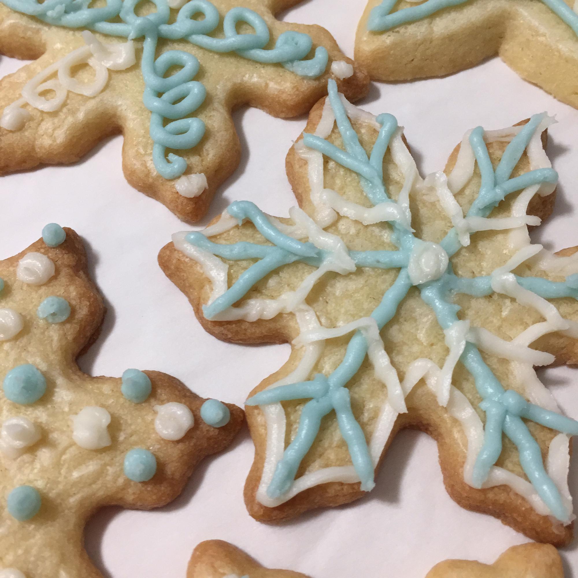 Soft Christmas Cookies Ali D.
