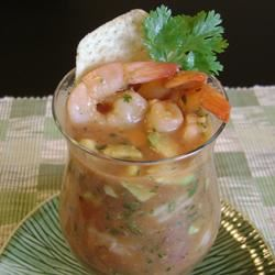 Mexican Shrimp Cocktail Nandabear