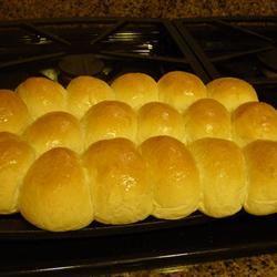 Soft-N-Fluffy Hamburger Buns Marianne