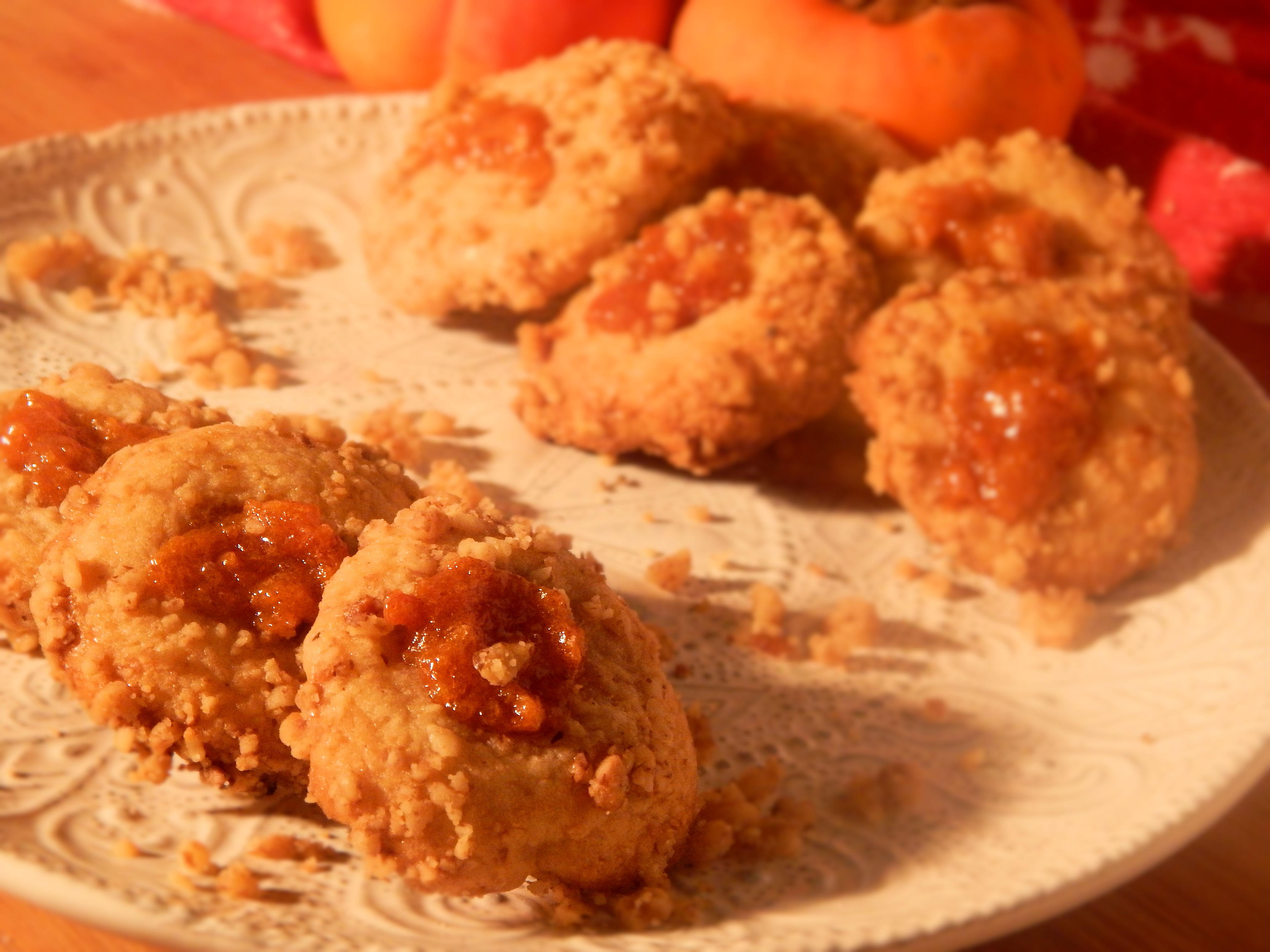 Swedish Jam Cookies