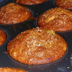Morning Glory Muffins I Piskle