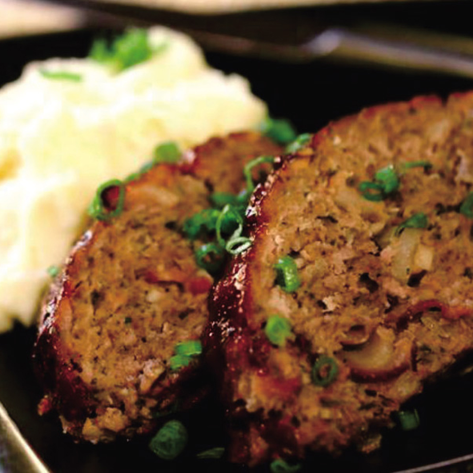 "Get ready for meatloaf in under an hour! ""So good and so easy,"" raves Susan. ""The loaf was moist & tender, held its shape & tasted yummy. I'll be repeating this experience again."""