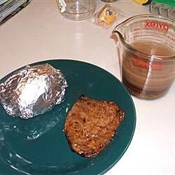 dads simple steak marinade recipe