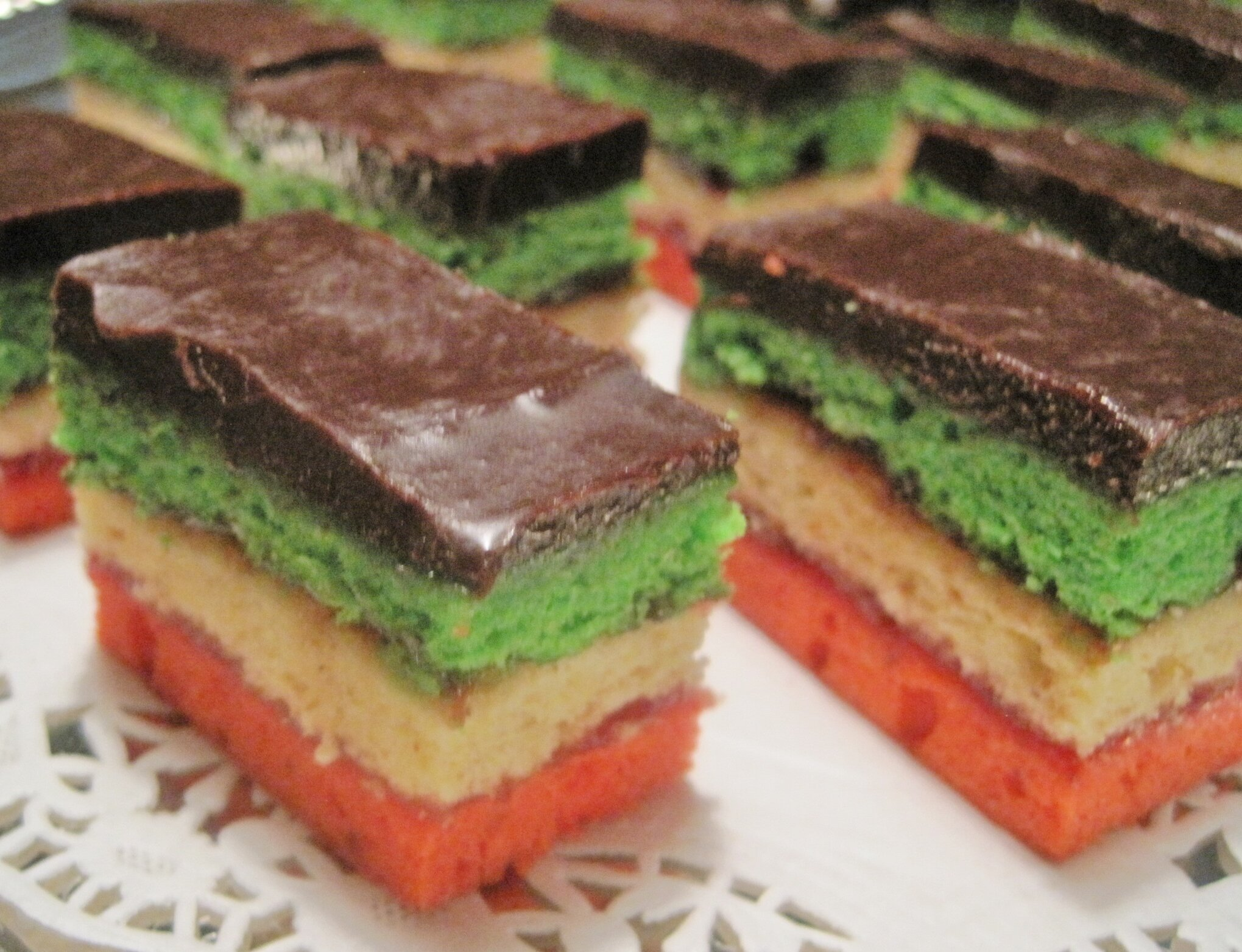 Rainbow Cookies Recipe Allrecipes