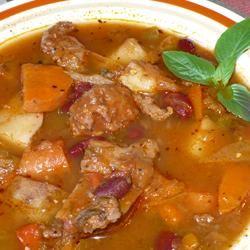 Portuguese Soup SweetBasil