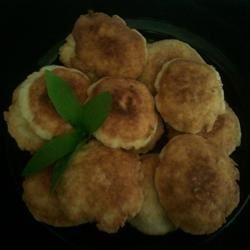 Portuguese Fried Bread frecklegirl19