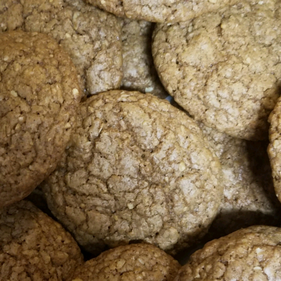 Mexican Oatmeal Cookies Jerry Garcia