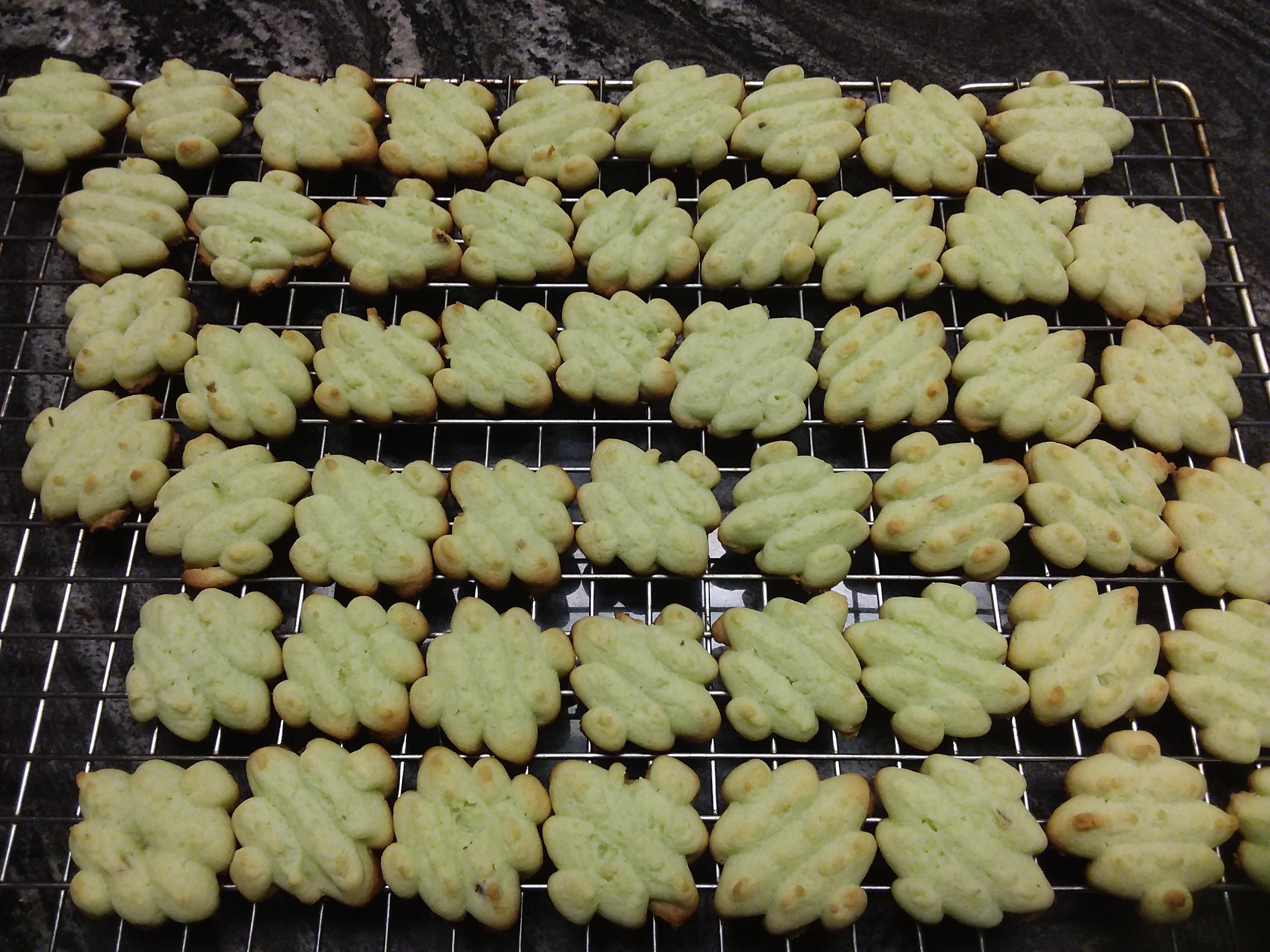 Pistachio Cream Cheese Fingers SusanB