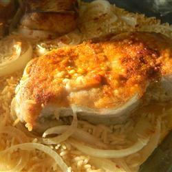 Consomme Pork Chops Melissa Wilson Martin