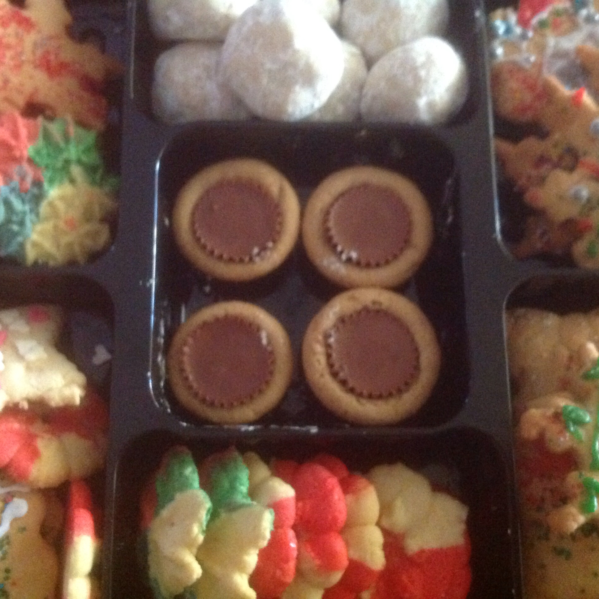 Peanut Butter Cup Cookies Donna