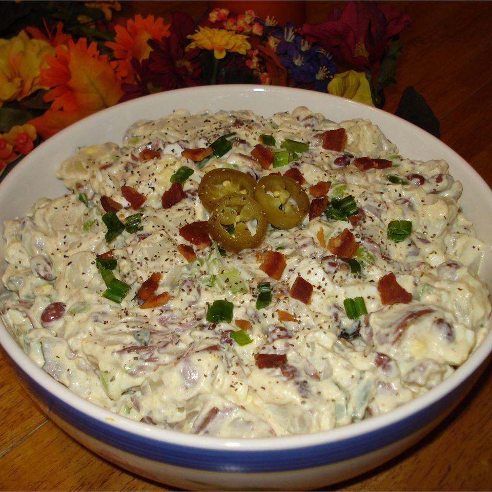 Spicy Black Bean Potato Salad The Dahl House