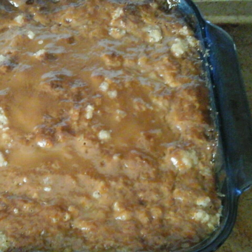 Best Ever Caramel Apple Crisp