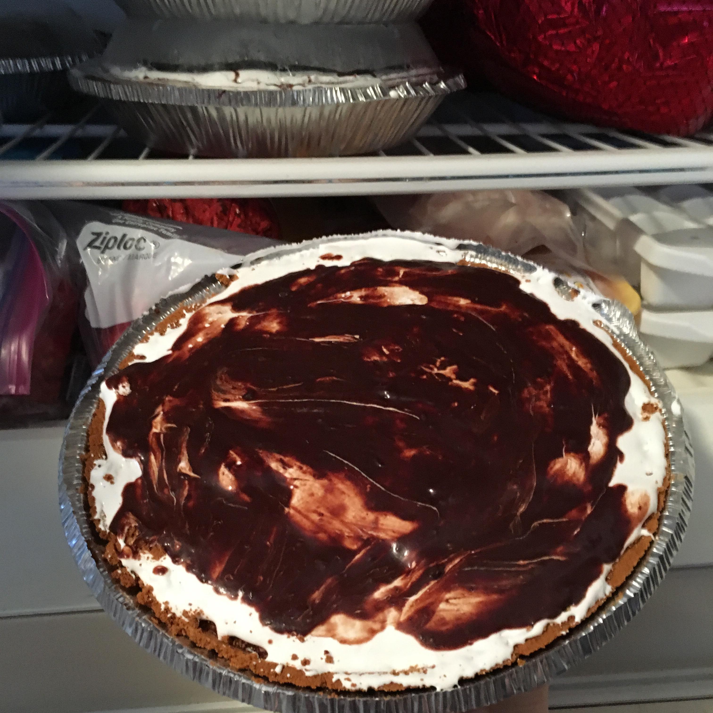 Mississippi Mud Cheesecake