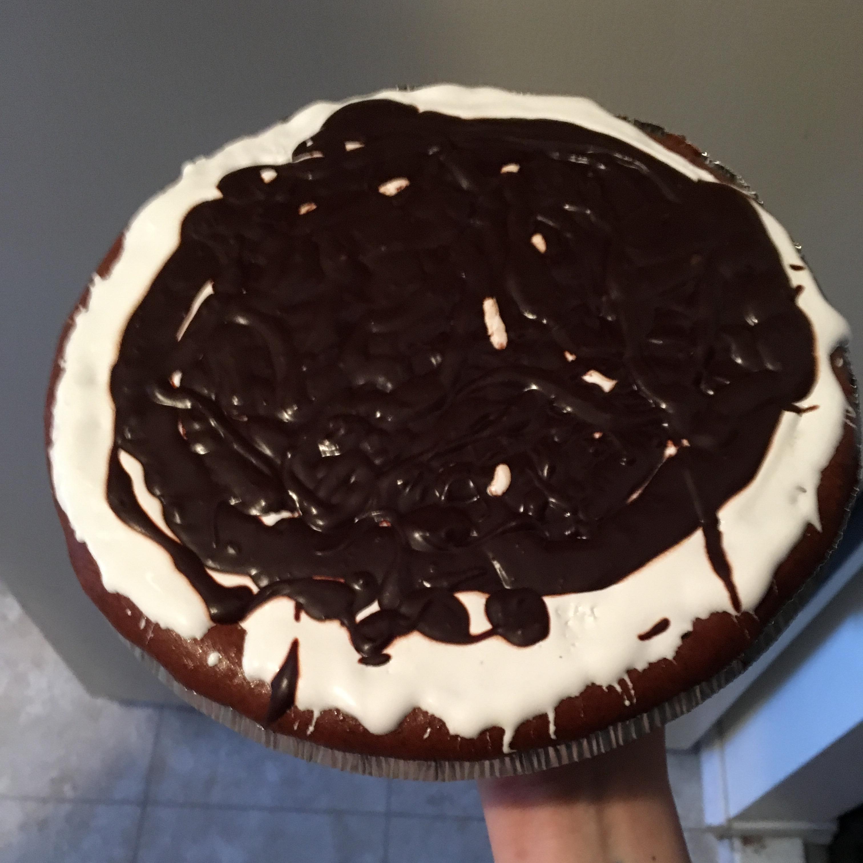 Chocolate Mint Cheesecake Taja Anderson