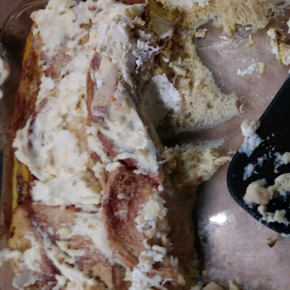 Kathy's French Toast Bake Samie Elliott-Waltz