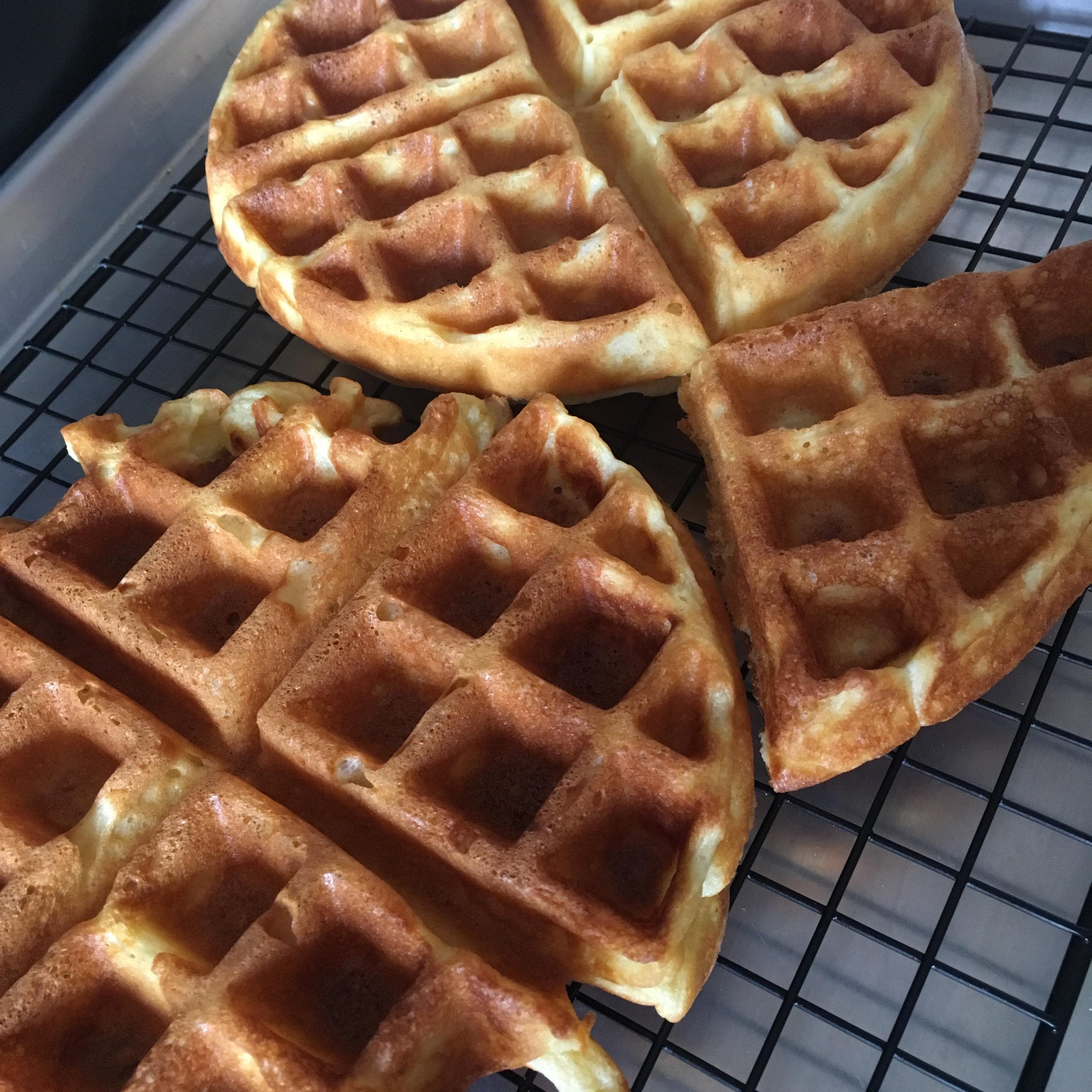 Buttermilk Prairie Waffles ChristieTrivitt