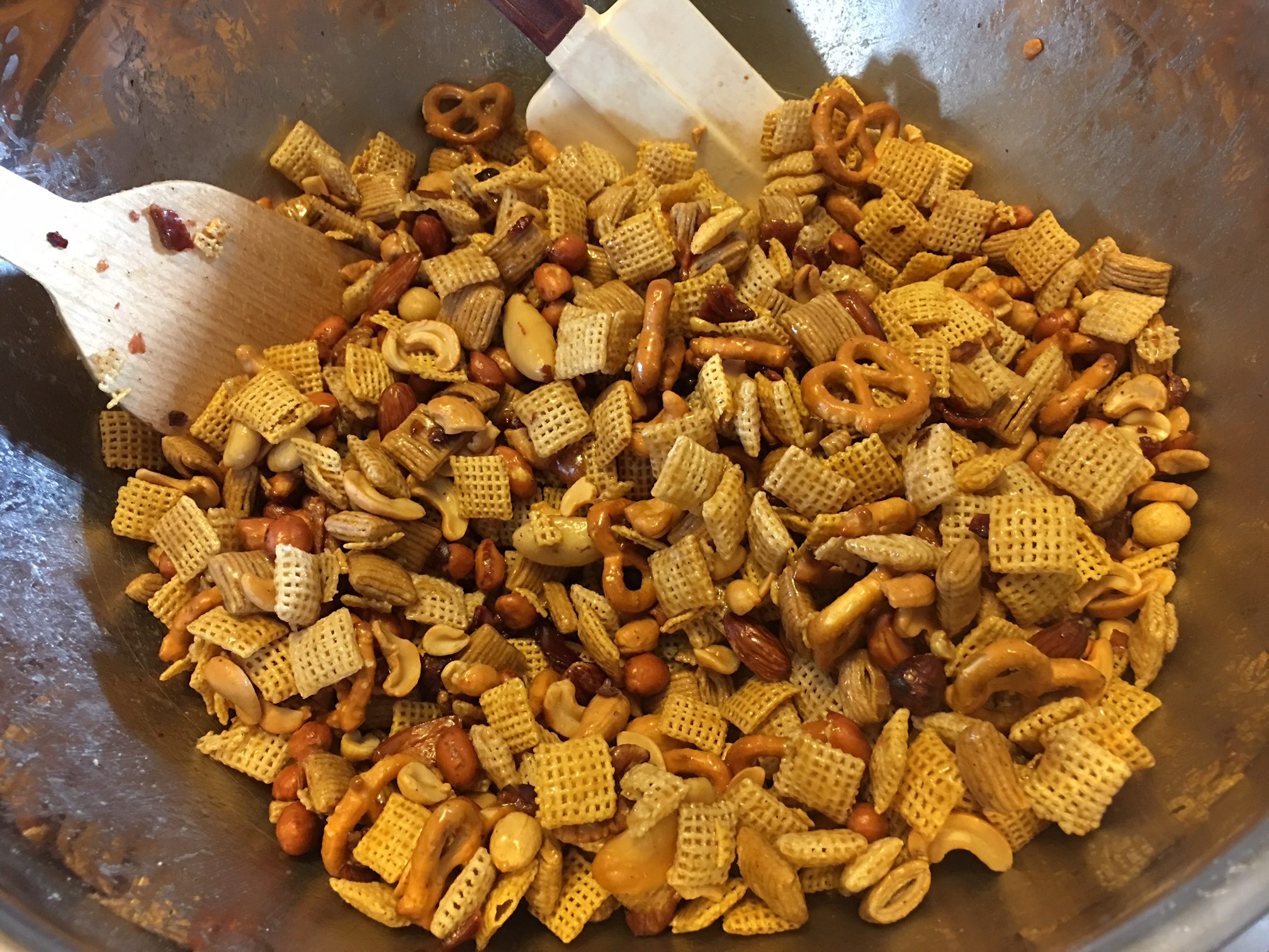 Bacon Snack Mix brianinbowlinggreen