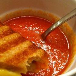 Tomato Soup wenyee