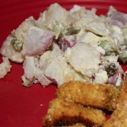 Potato Salad I inskydiamonds