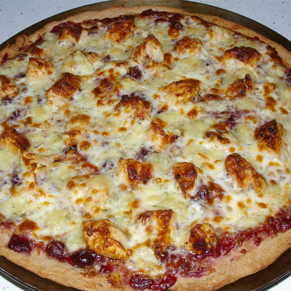 Gourmet Chicken Pizza Recipe Allrecipes
