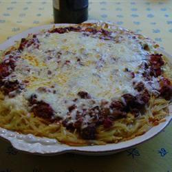 Spaghetti Pie II Andrea Fenton Campbell
