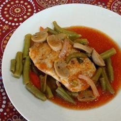 Pork Chops Capri Rock_lobster