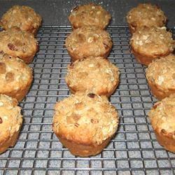 Apple Cider Streusel Muffins Megs