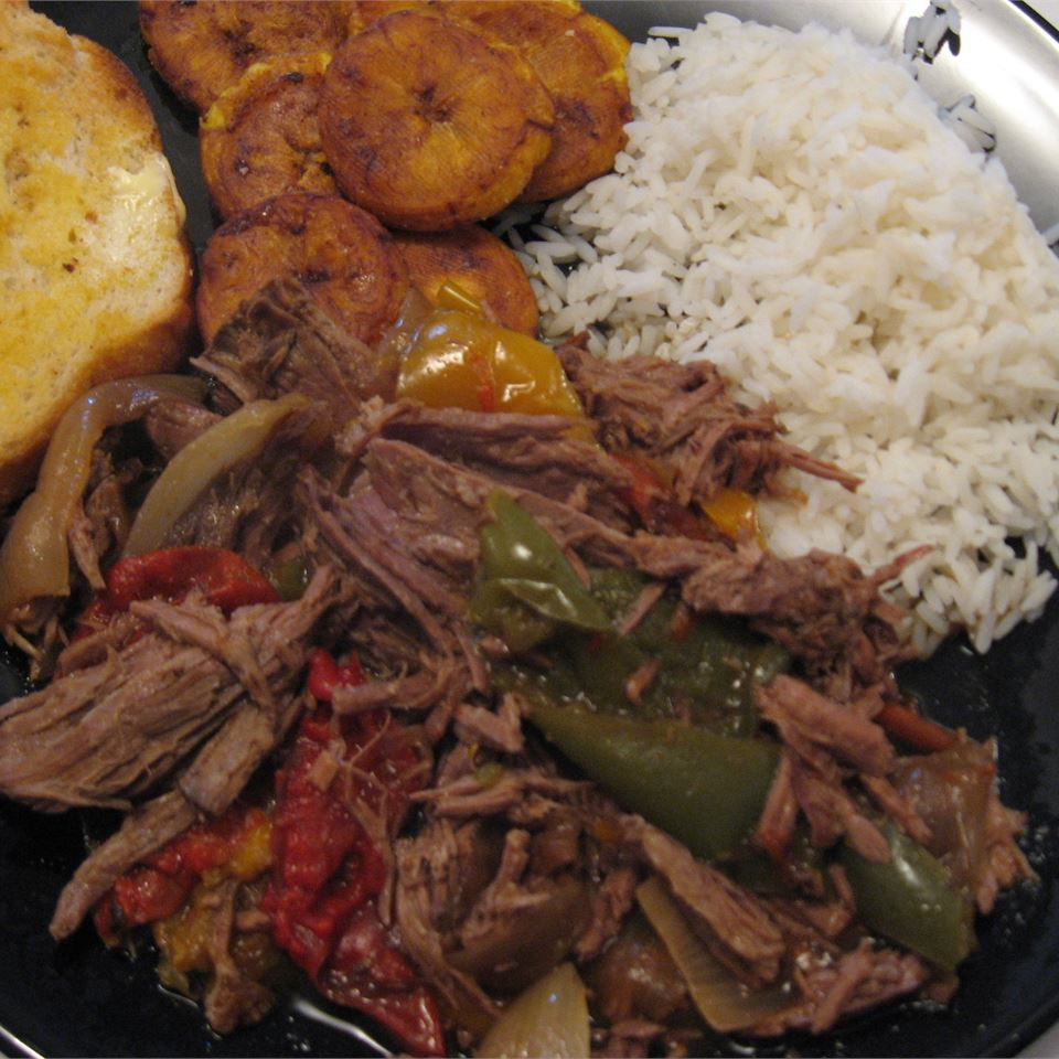 Ropa Vieja in a Slow Cooker NC baking girl
