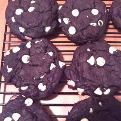 White Chocolate, Chocolate Cookies