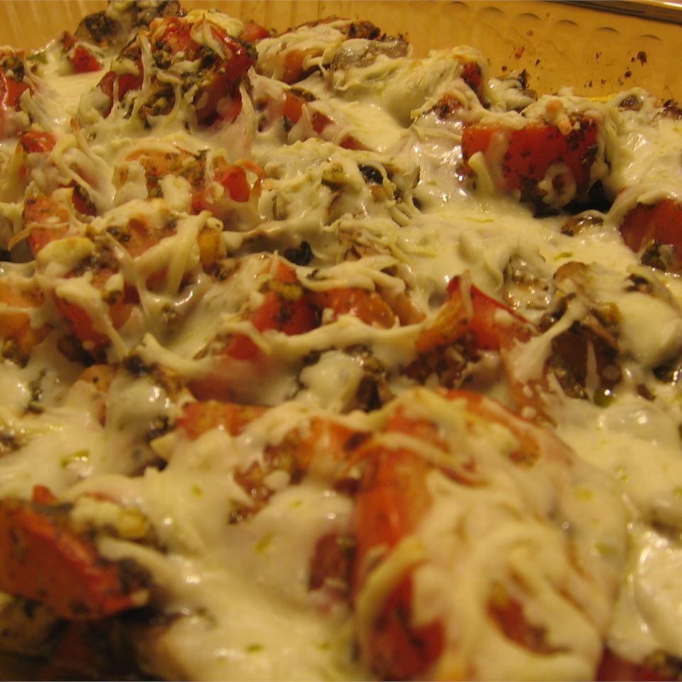 Pesto Tomatoes swirly_luv