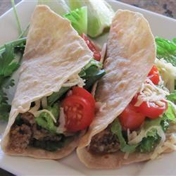 Black Bean-Cauli Tacos with Homemade Tortillas