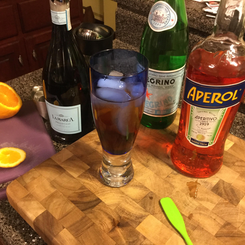Aperol® Spritz Gina DeFranco