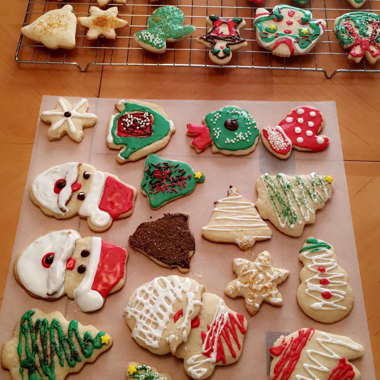 Sugar Cookie Cutouts 2003florida