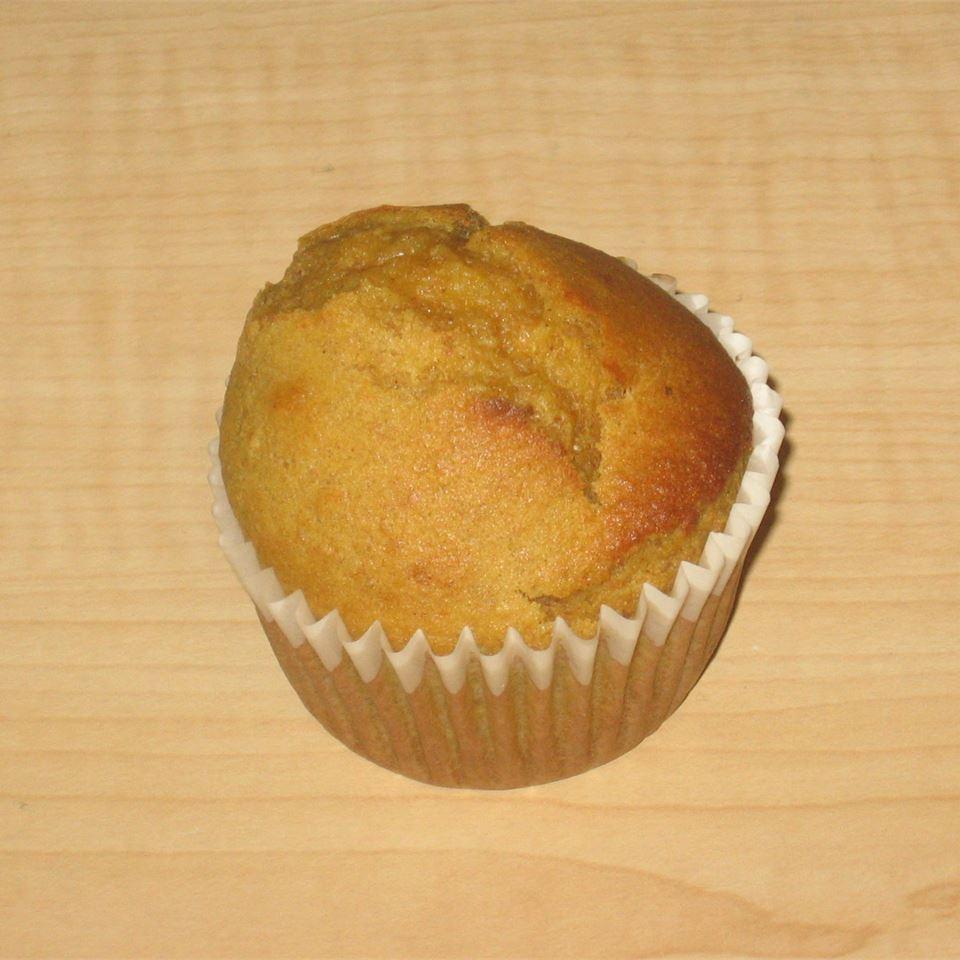 Pumpkin Muffins II Laura