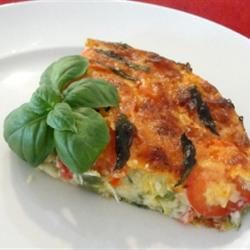 Zucchini, Corn, and Tomato Pie Rock_lobster